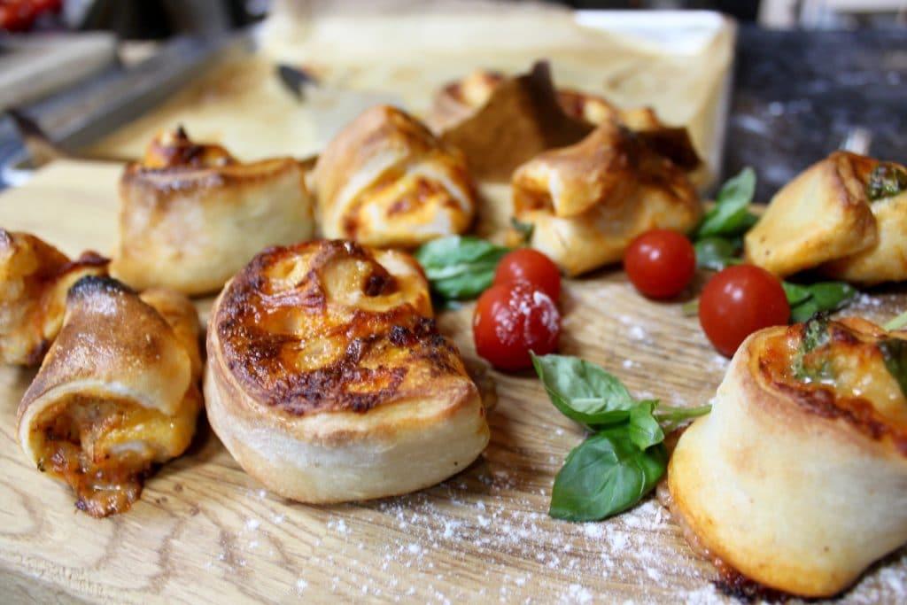 Wood Fired Stromboli