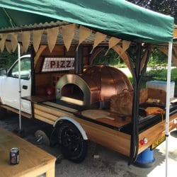 How to build a mobile pizza/wood fired oven