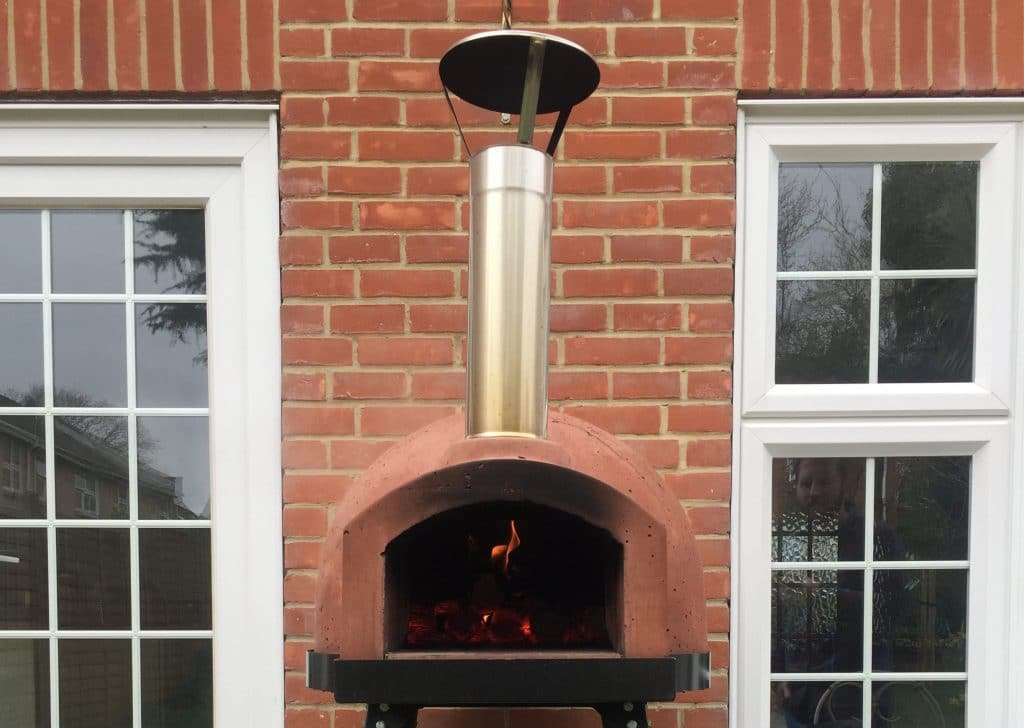 April Oven of the Month- Mike & Tina Heathman- Primo 60