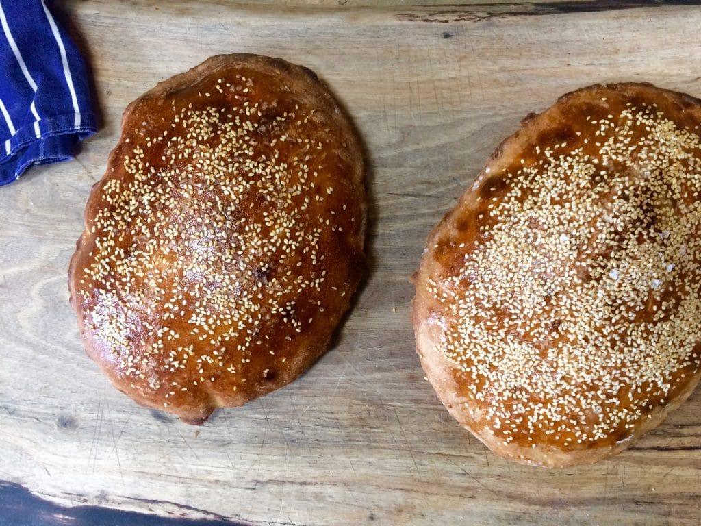 Balon Ekmek (Turkish Balloon Bread)