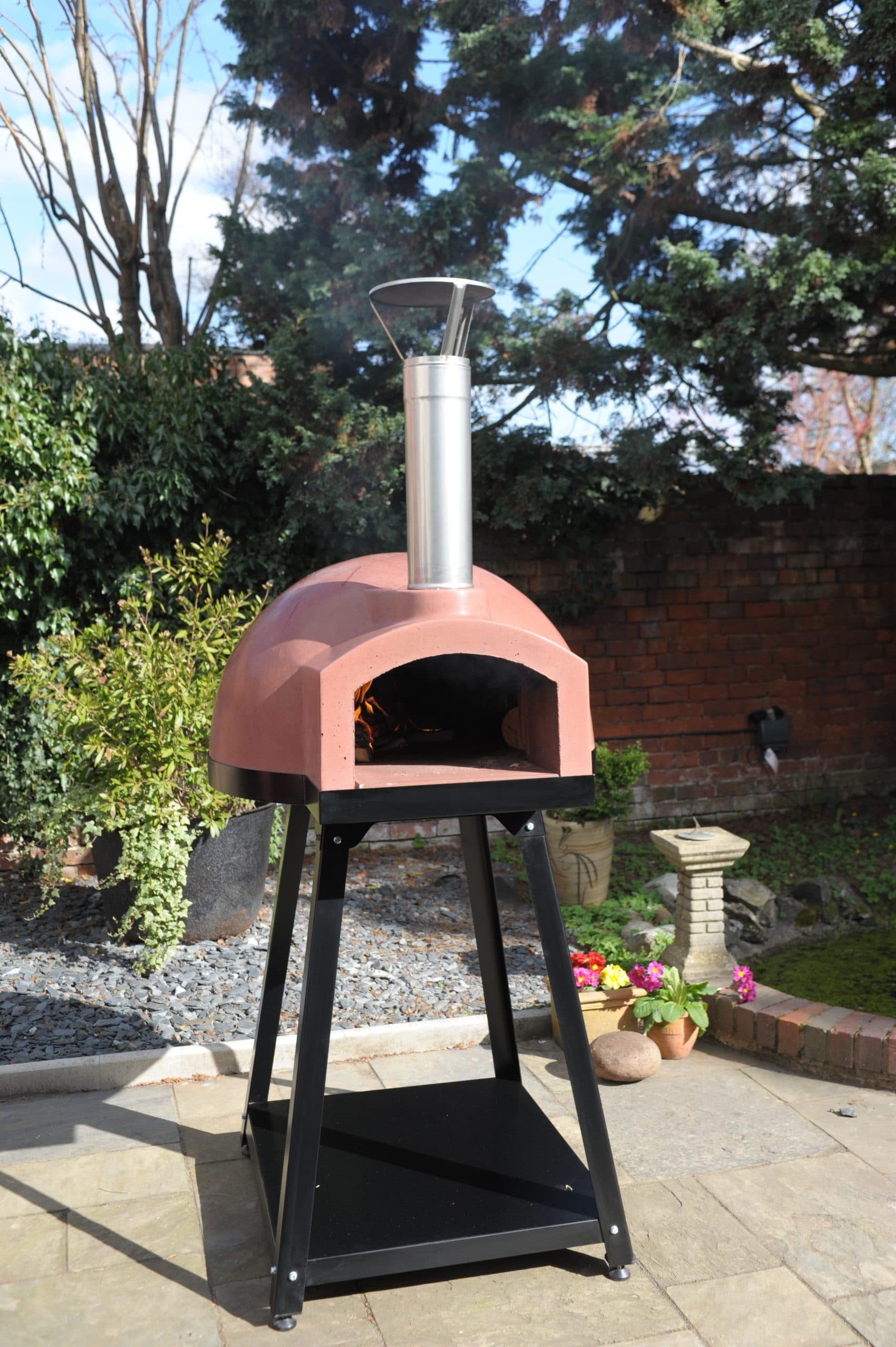 Stone Bake Oven Stands