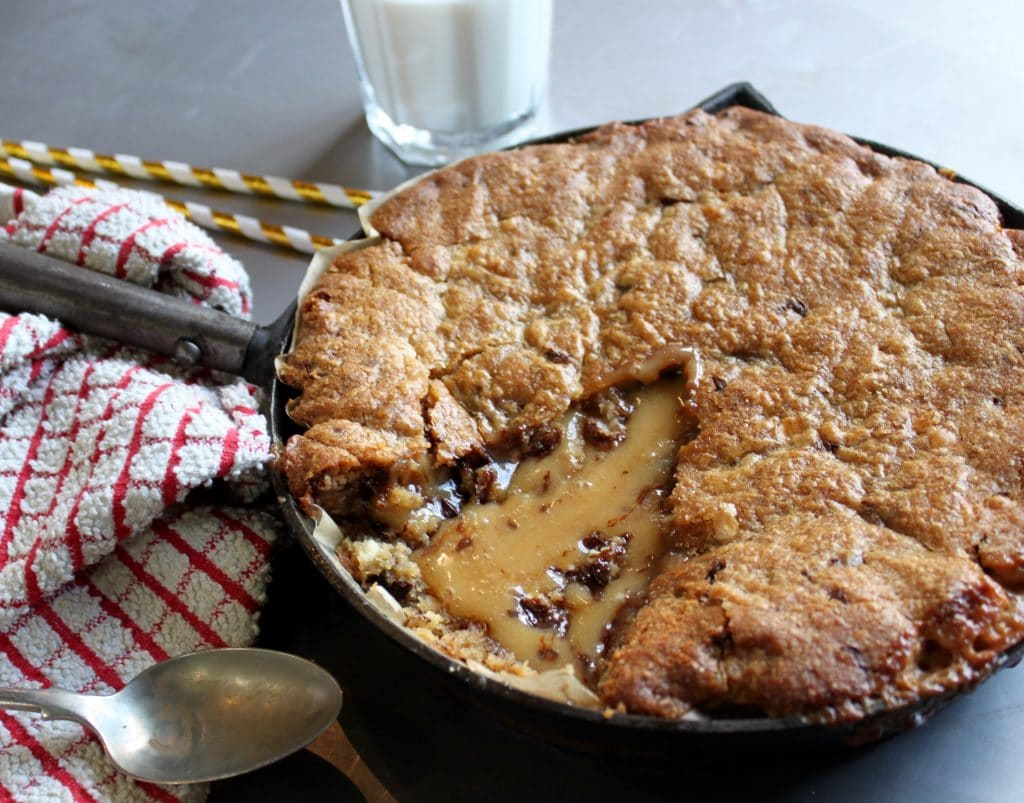 Wood Fired Cookie Skillet