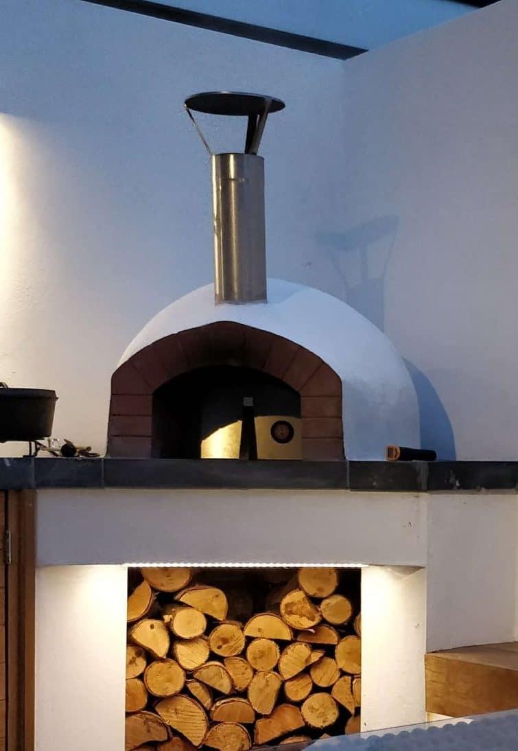 Primo 60 Stone Bake Oven