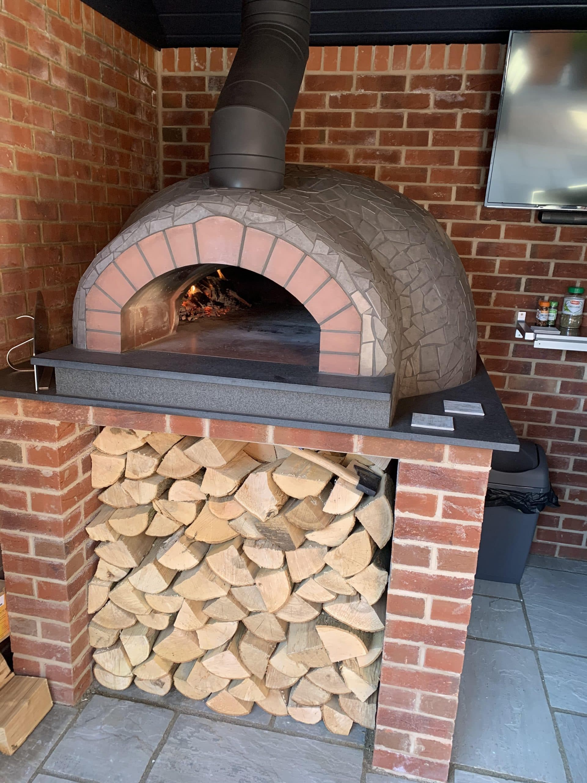 Vento Stone Bake Oven